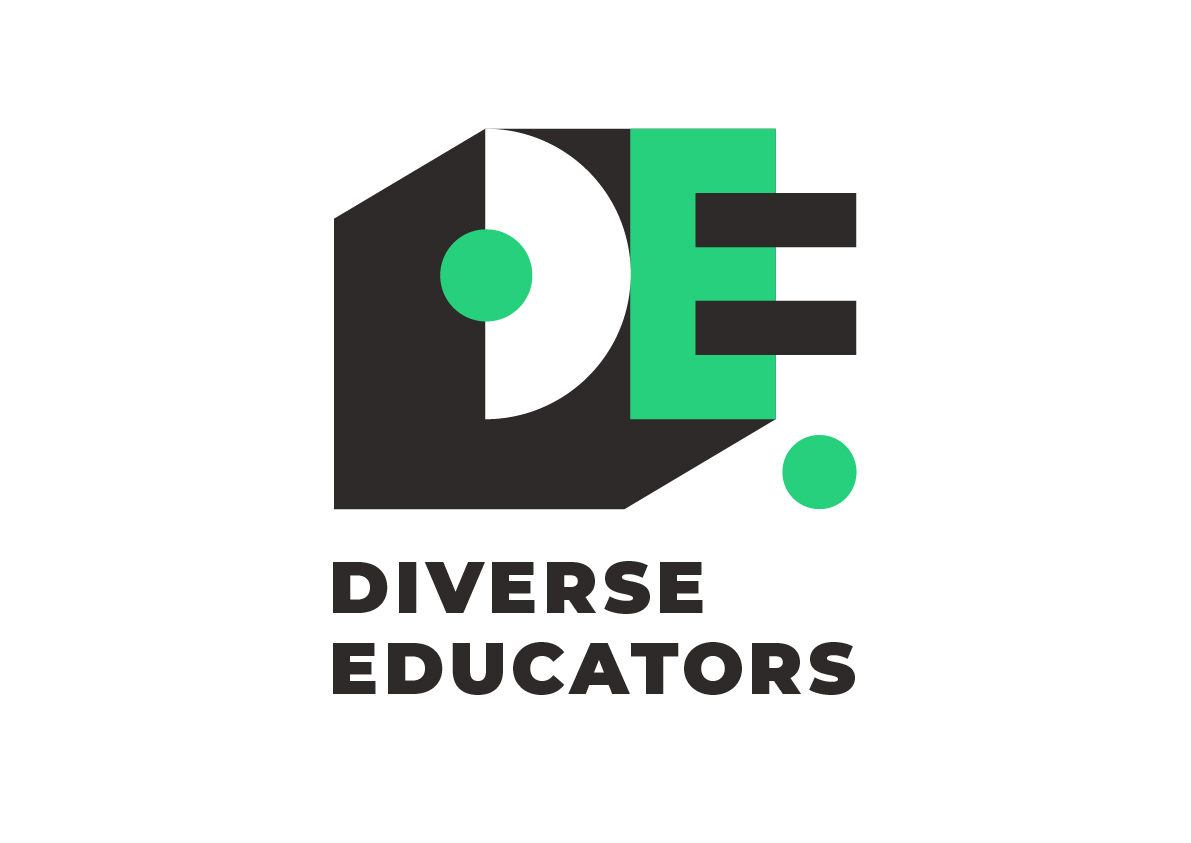 DE GIF primary logo green